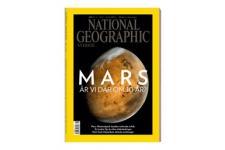 Tidningen National Geographic Sverige 3 nummer. betala 69kr