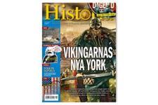 Tidningen Världens Historia 3 nummer. betala 49kr