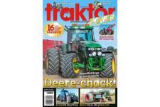 Tidningen Traktor Power 3 nummer. betala 99kr