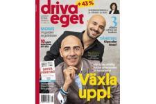 Tidningen Driva Eget 8 nummer. betala 289kr