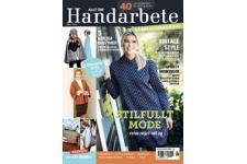 Tidningen Allt om handarbete Sömnadsmagasin 6 nummer. betala 249kr