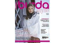 Tidningen Burda Style 6 nummer. betala 249kr