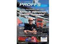 Tidningen Proffs för yrkestrafikanter 3 nummer. betala 39kr