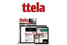 Tidningen TTELA 26 nummer. betala 50kr
