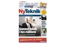 Tidningen Ny Teknik 10 nummer. betala 299kr