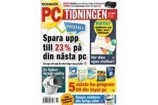 Tidningen PC Tidningen 4 nummer. betala 99kr