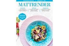 Tidningen Mattrender 3 nummer. betala 99kr