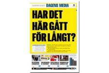 Tidningen Dagens Media 3 nummer. betala 99kr