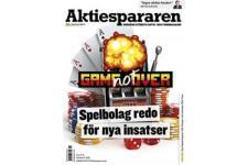 Tidningen Aktiespararen 3 nummer. betala 59kr