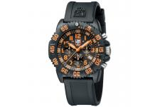 Colormark Chronograph 3089, Black Orange. betala 3939kr