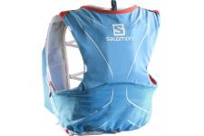 S Lab Advanced Skin3 5Set 2XS, Blue Linewhiteracing Red. betala 1195kr