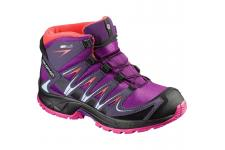 Xa Pro 3D Mid Junior 34, PASSION PURPLE NIGHTSHADE GR. betala 695kr
