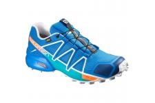 Speedcross 4 GTX UK 8.5 EU 42 2 3, BRIGHT BLUE UNION BLUE WHI. betala 1395kr