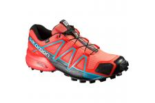 Speedcross 4 GTX Women`s UK 4.5 EU 37 1 3, Coral Punch Black Blue Jay. betala 1395kr